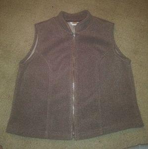 Talbots Womens Medium Vest